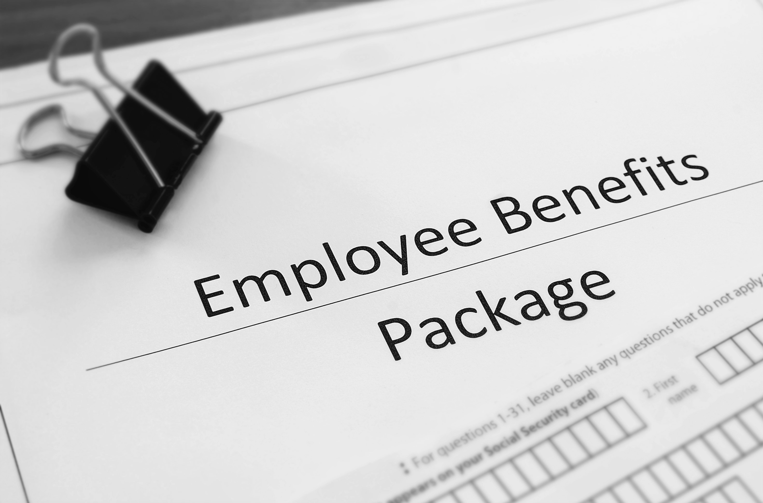 The Value of Training as an Employee Benefit