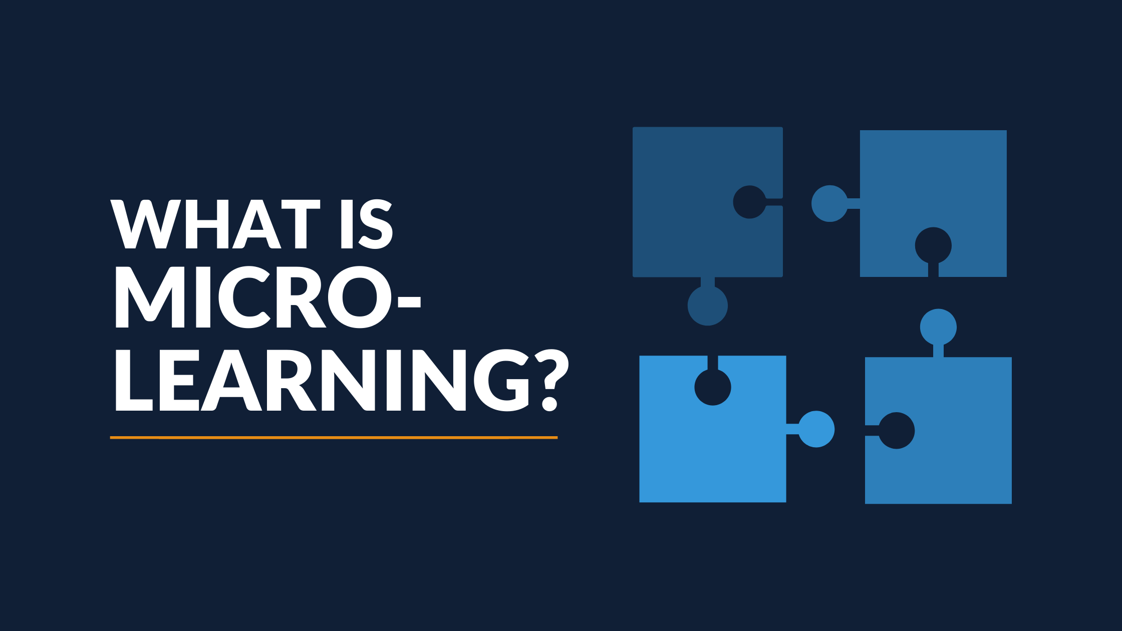 What is Microlearning in Training?