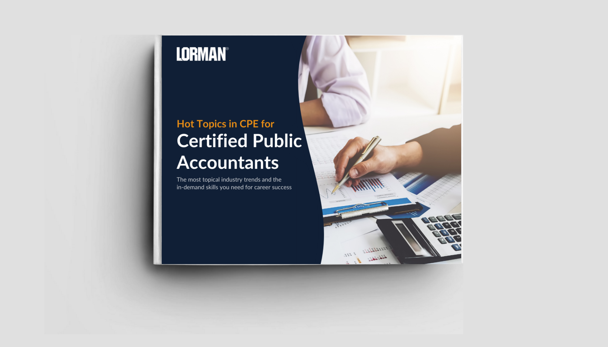 Hot Topics in CPE for Certified Public Accountants [eBook]