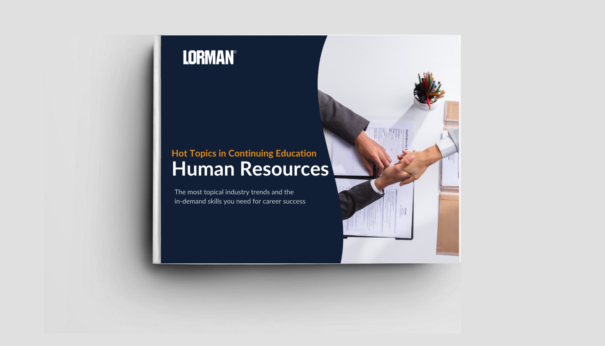 Hot Topics in Continuing Education: Human Resources [eBook]
