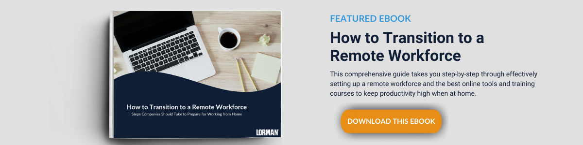 How to Transition to a Remote Workforce eBook Download