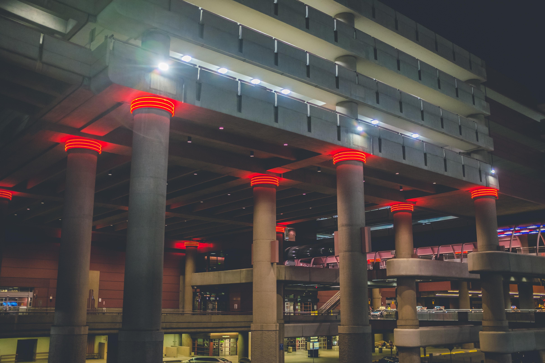 Image of McCarran International Airport in Las Vegas